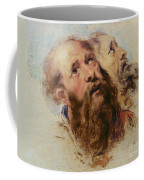 Two Apostles Coffee Mug by Rubens