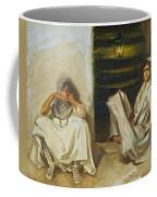 Two Arab Women Coffee Mug