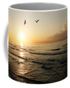 Two Birds At Breakast Coffee Mug