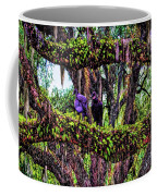 Two Buzzards In A Tree Coffee Mug