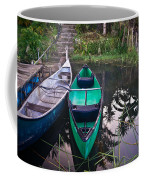 Two Canoes Coffee Mug