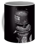 Two Cans - Bw Coffee Mug
