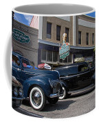 Two Cars Coffee Mug