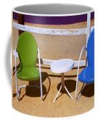 Two Chairs Coffee Mug