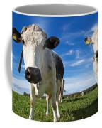 Two Cows Coffee Mug