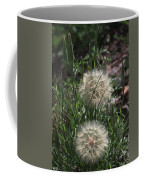 Two Dandelions, Coffee Mug