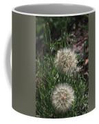 Two Dandelions, Coffee Mug