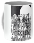 Two Dozen And One Cats Coffee Mug