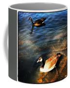 Two Ducks Coffee Mug