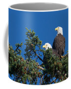 Two Eagles Coffee Mug