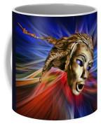 Two Faced Coffee Mug