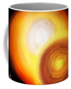 Two Fire-colored Stars Coffee Mug