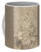 Two Floral Still Lifes Coffee Mug