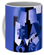 Two For The Blues Coffee Mug