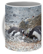 two Gentoos Coffee Mug