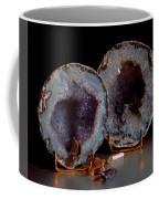 Two Geodes Coffee Mug
