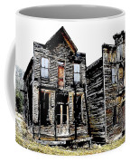 Two Ghosts Coffee Mug