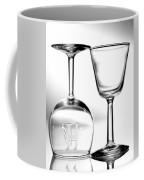 Two Glasses Coffee Mug