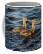 Two Goslings Coffee Mug