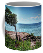 Two Harbors North Pierhead Light Coffee Mug