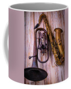 Two Horns Coffee Mug