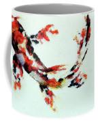 Two Koi Coffee Mug