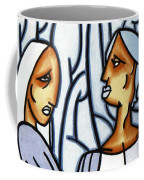 Two Ladies Coffee Mug