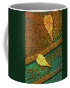 Two Leaves Or Not Two Leaves Coffee Mug