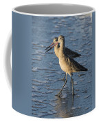Two Marbled Godwits Coffee Mug