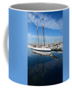 Two Mast Schooner Coffee Mug