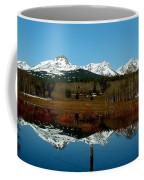 Two Med River Reflection Coffee Mug