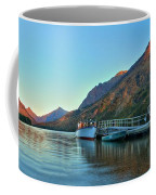 Two Medicine Boat Dock Coffee Mug