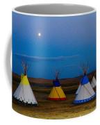 Two Medicine Teepees Coffee Mug