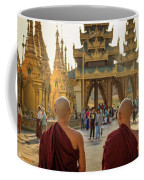Two Monks Coffee Mug