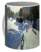 Two Mountain Huts Coffee Mug
