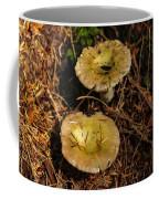 Two Mushrooms Coffee Mug