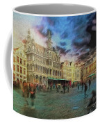 Two Nights In Brussels #21 Season's End Coffee Mug