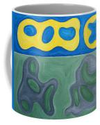 Two Nudes On Beach Coffee Mug