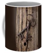 Two Old Skeletons Keys Coffee Mug