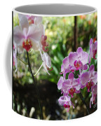 Two Orchid Branches Number One Coffee Mug