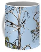 Two Osprey Coffee Mug