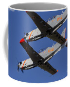 Two Pzl-130 Orlik Trainers Coffee Mug