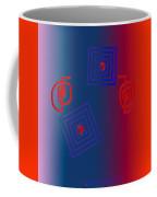 Two Red Cho Ku Rei's Coffee Mug