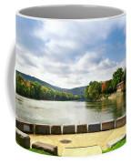 Two Rivers Confluence Park Coffee Mug