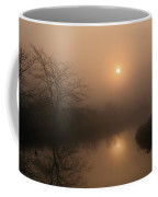 Two Suns In The Mist Coffee Mug