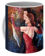 Two To Tango Coffee Mug