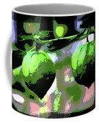 Two Tomatillo Coffee Mug