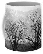 Two Trees Flatirons Boulder Colorado Coffee Mug