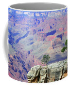 Two Tree Rock Coffee Mug