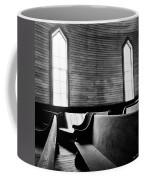 Two Window Church Coffee Mug